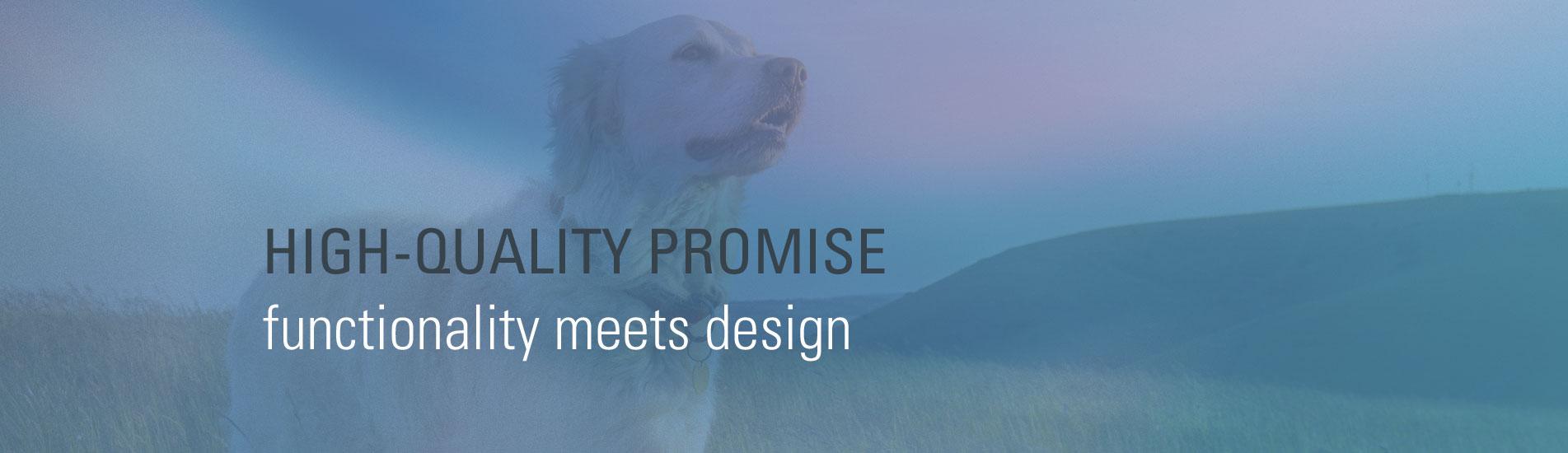 tiwegu high-quality promise